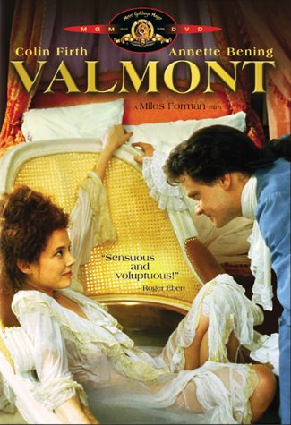 电影《瓦尔蒙》(Valmont, 1989)