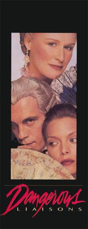 电影《孽恋焚情》(Dangerous Liaisons, 1988)